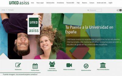 Acreditación UNEDasiss: requisito para la admisión a la universidad española