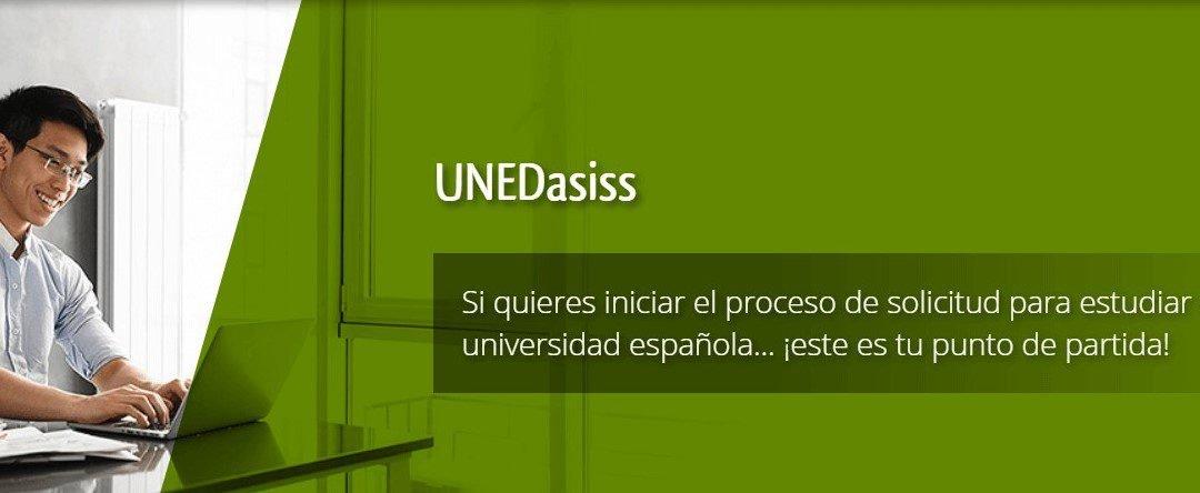 ¿Qué es UNEDasiss?