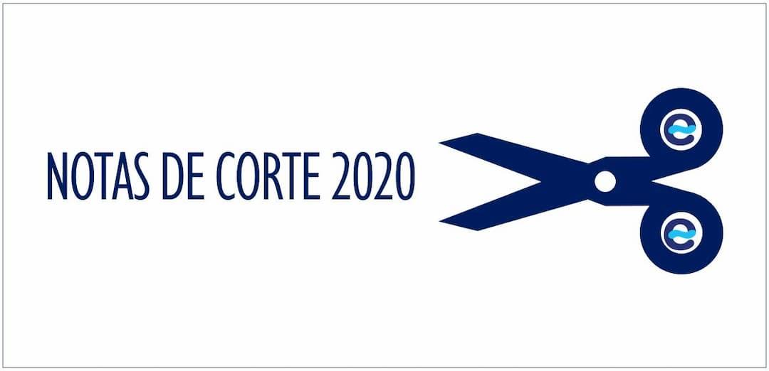 Notas de Corte 2020-2021